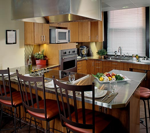 Commercial Interior Design Kitchen